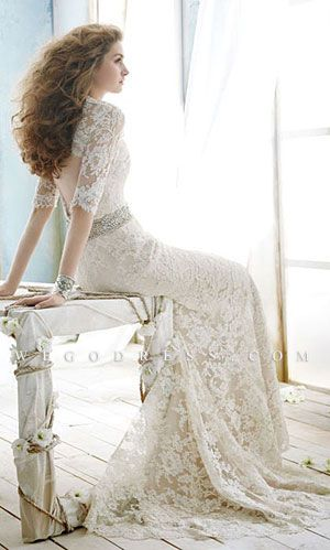 Modified A Line Wedding Dresses Elegant Jim Hjelm Wedding Dresses Spring 2012 In 2019