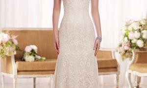21 Elegant Modified A Line Wedding Dresses