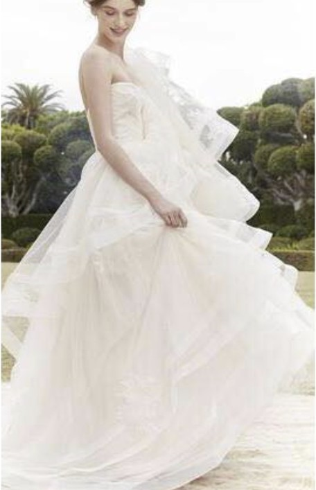 Monique Lhuillier Wedding Dresses Cost Luxury Monique Lhuillier Bliss Wedding Dress Sale F