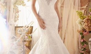 25 Elegant Mori Lee by Madeline Gardner Wedding Dress