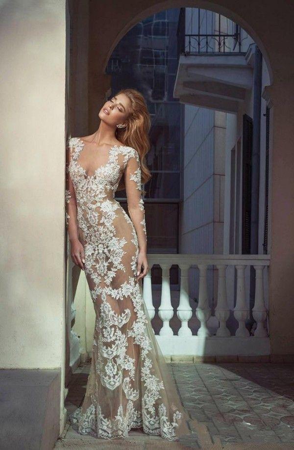 Naked Wedding Dress Luxury Pin On Wedding Ideas