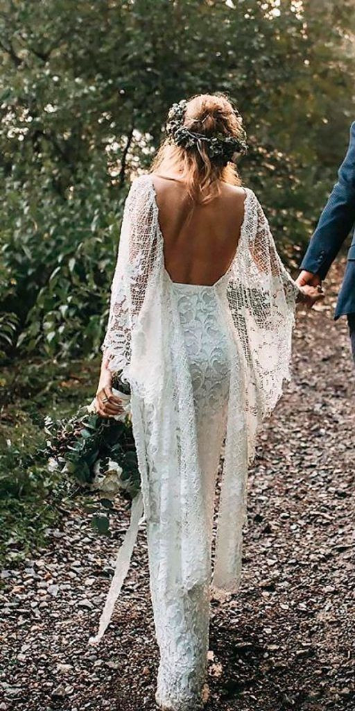 bohemian wedding rings 21 amazing boho wedding dresses with sleeves b o d a of bohemian wedding rings