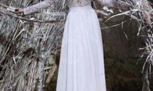 30 Fresh Nature Wedding Dress