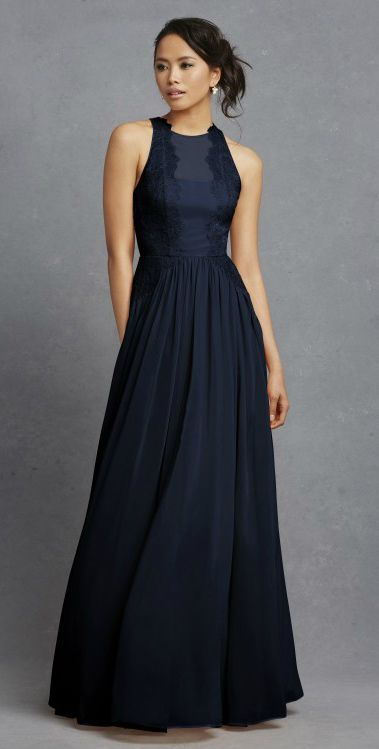 Navy Blue Dresses for Wedding Inspirational Romantic Dresses and Sequined Gowns for Weddings From Donna