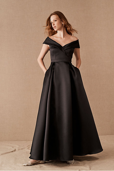 Navy Blue Dresses for Wedding Luxury Mother Of the Bride Dresses Bhldn