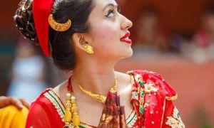 27 Elegant Nepalese Wedding Dresses