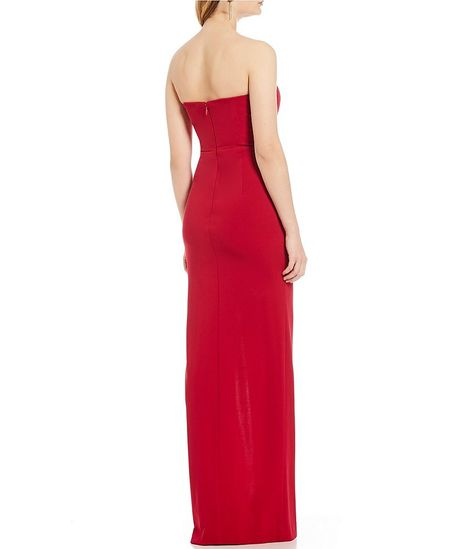 Nicole Miller evening Gowns Awesome Nicole Miller Sweetheart Strapless Gown In 2019