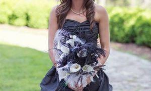 30 New Nightmare before Christmas Wedding Dresses