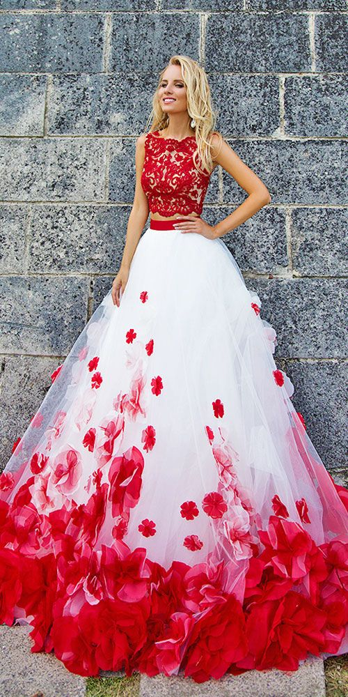 colorful wedding gowns fresh 24 amazing colourful wedding dresses for non traditional bride