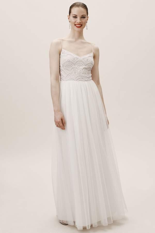 BHLDN Avaline Dress