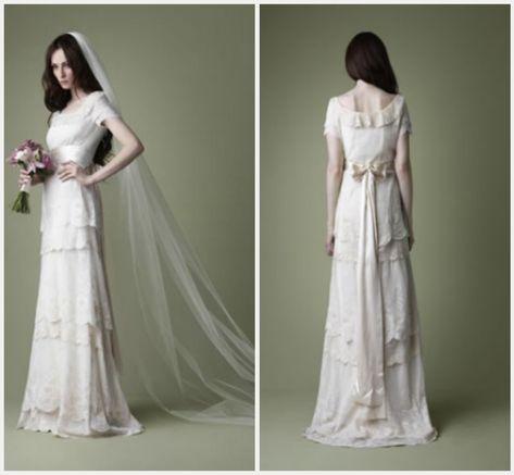 ac2b0d8e7ae d1471d72f38e0 edwardian wedding dresses retro wedding dresses