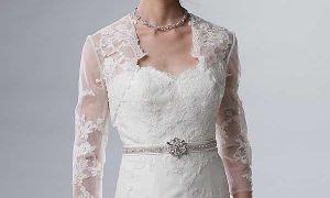 22 Elegant Old Ladies Wedding Dresses