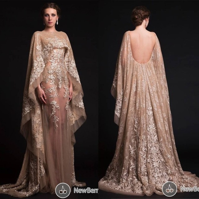 vintage wedding dresses with sleeves chart lace backless saudi arabia vintage wedding dress see through middle of vintage wedding dresses with sleeves