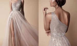 30 Fresh One Shoulder Bridal Gowns