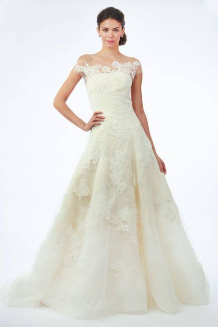 Oscar De La Renta Wedding Dresses Best Of 20 Pin Worthy New Bridal Looks Straight From the Fall