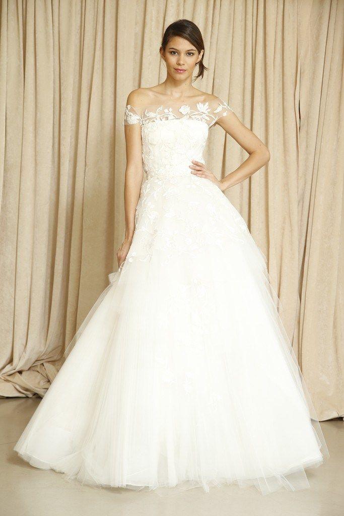 Oscar De La Renta Wedding Dresses Lovely Oscar De La Renta Bridal Fall 2014