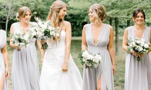 23 Unique Outdoor Wedding Bridesmaid Dresses