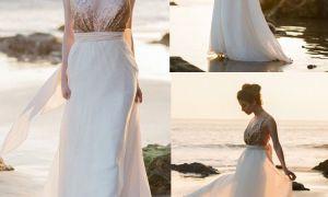 23 Elegant Outdoor Wedding Dresses