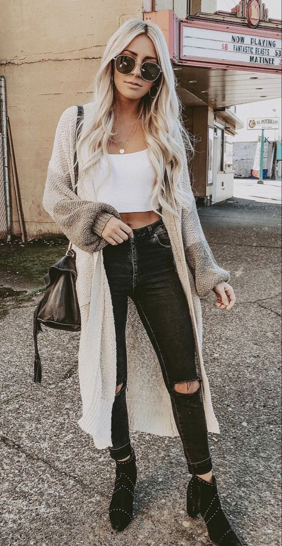 Outfit Ideas Pinterest Best Of ✨p I N T E R E S T Carolinet0814 Casual Fall Outfit
