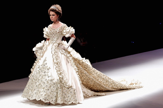 crazy wedding dresses 2