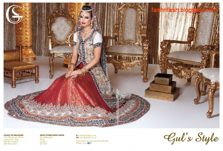 gul styles bridal dresses collection indian bridal wedding dress for brides