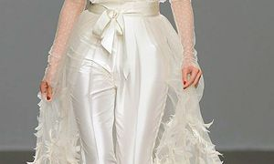 29 Lovely Pant Suit Wedding Dresses