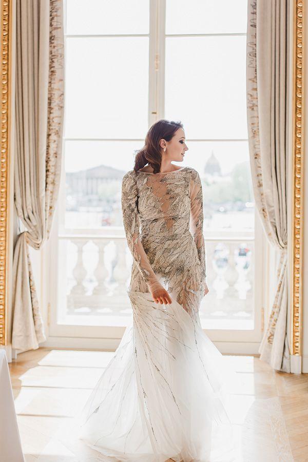 Parisian Wedding Dresses Fresh Parisian Garden Glam with Galia Lahav Glam Gowns