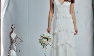 21 Awesome Patterned Wedding Dresses