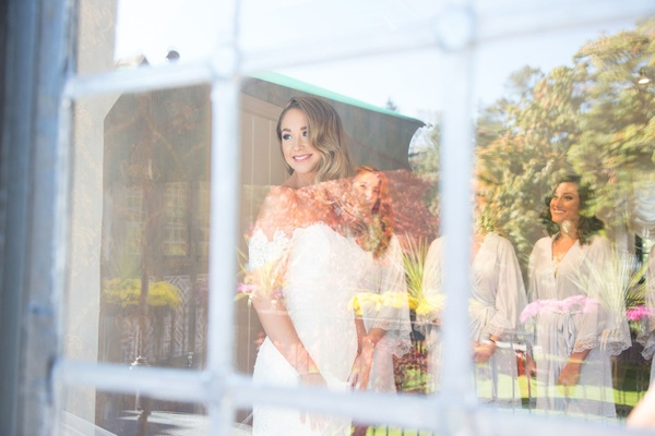 Peach Wedding Dresses Awesome Outdoor Jewish Wedding Ceremony at Stunning Ch¢teau In New