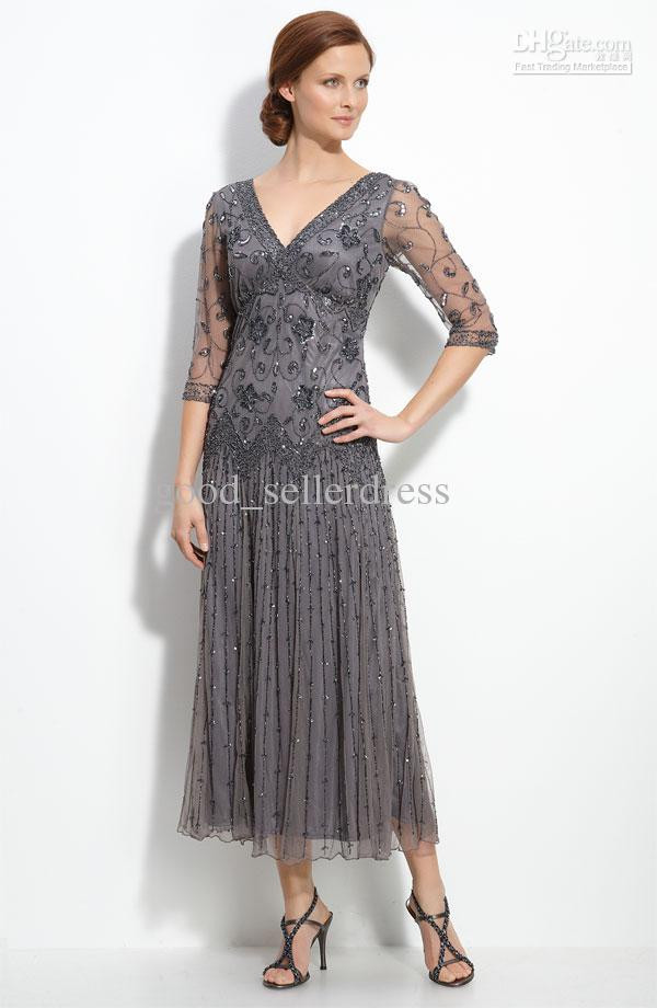 petite cocktail dresses for wedding y chiffon mother the bride dresses v neck half sleeves ankle magnificent