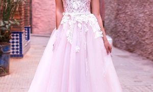 27 Best Of Pink Wedding Dresses 2017