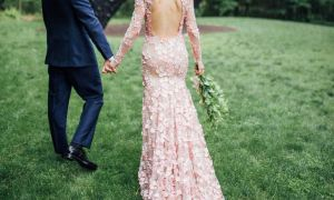 23 Luxury Pink Wedding Dresses Meaning