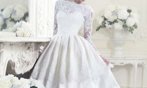 26 Lovely Pinup Style Wedding Dresses