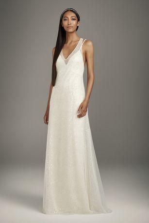 Plain White Wedding Dress Luxury White by Vera Wang Wedding Dresses & Gowns