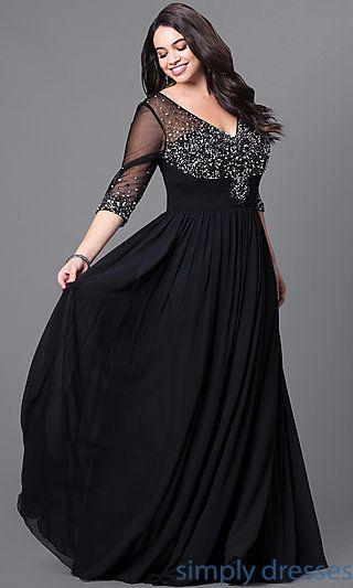 Plus Size Black Dresses for Wedding Luxury Pin On Wedding