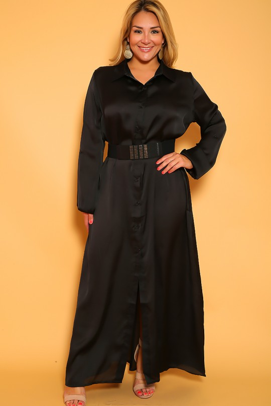clothing plus dress qqq1 ghd5675black 1