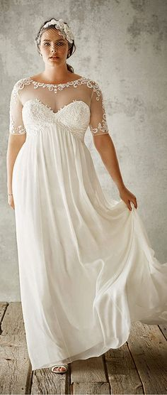 Plus Size Bling Wedding Dresses New 13 Best Flowing Wedding Dresses Images In 2019
