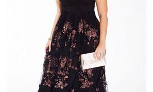 23 Elegant Plus Size Dresses to attend A Wedding