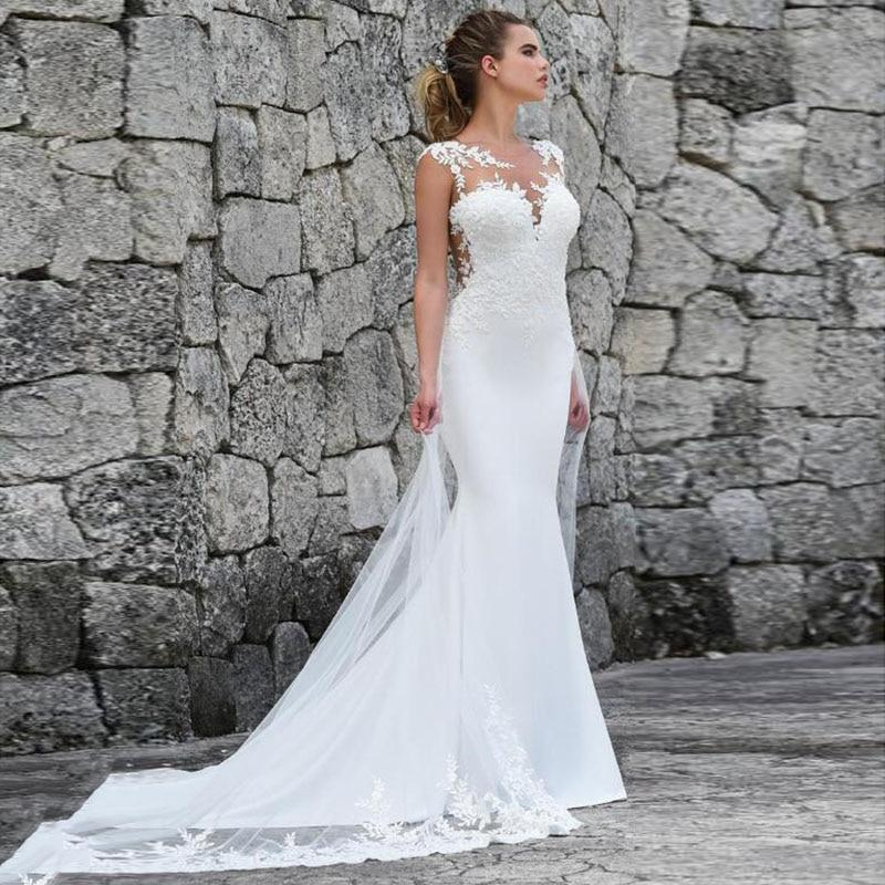 Plus Size Lace Mermaid Wedding Dresses Inspirational Mermaid Wedding Dresses Turkey Plus Size