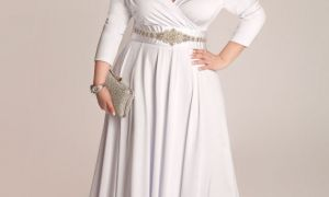 28 Lovely Plus Size Maxi Dresses for Summer Wedding