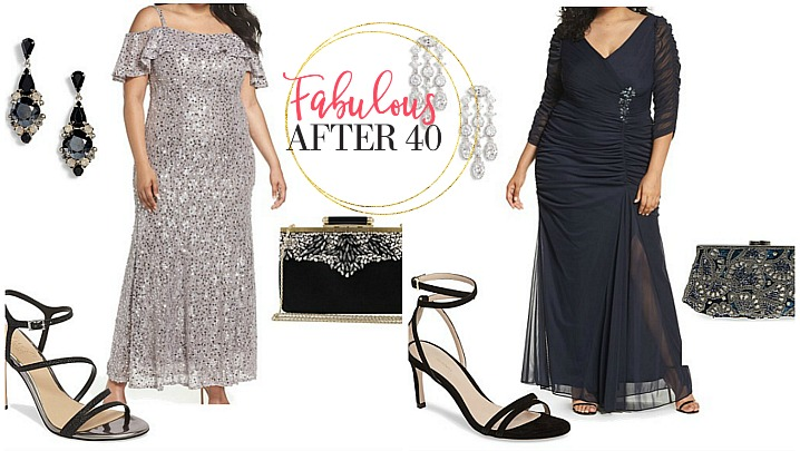fall plus size mother of the bride dresses