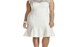 25 Best Of Plus Size Short Wedding Dress