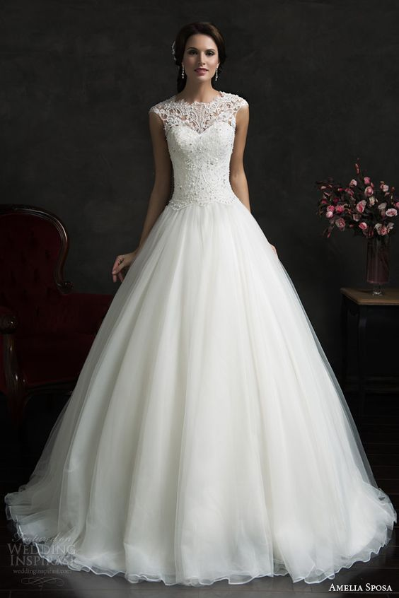 Popular Wedding Dresses 2017 Inspirational these are the 11 Most Popular Wedding Dresses On Pinterest