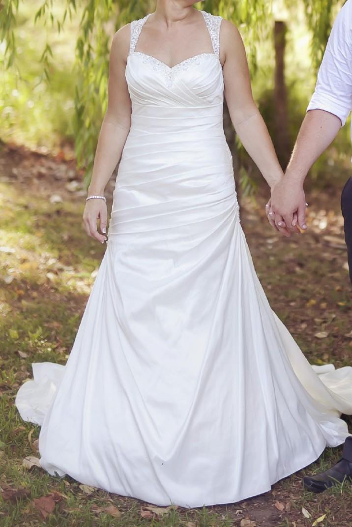 Preowned Wedding Dresses Reviews Luxury Stella York 5695 Size 12