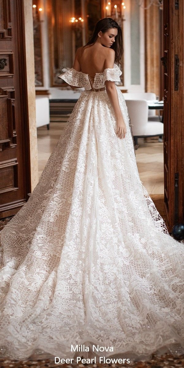"Princes Wedding Dresses Inspirational Milla Nova 2020 ""royal"" Bridal Collection"