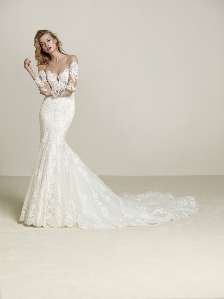 Pronovias Price Range New Pin by Sabrinthia Hillen On Wedding Dresses In 2019