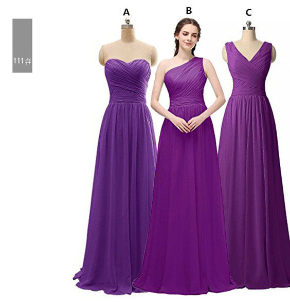 Purple Dresses to Wear to A Wedding New Purple Long Chiffon Bridesmaid Dresses A Line Sweetheart Pleated Mint Green Dress Cheap Bridesmaid Wedding Party Dress Corset Bridesmaid Dresses