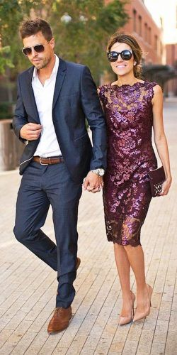 Purple Wedding Guest Dresses Beautiful 27 Wedding Guest Dresses for Every Seasons & Style