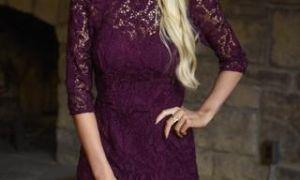 25 Beautiful Purple Wedding Guest Dresses