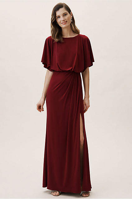 BHLDN Lena Wedding Guest Dress